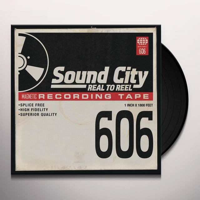 SOUND CITY: REAL TO REEL Vinyl Record