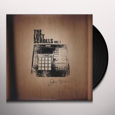J Dilla MUSIC FROM THE LOST SCROLLS 1 Vinyl Record - 10 Inch Single