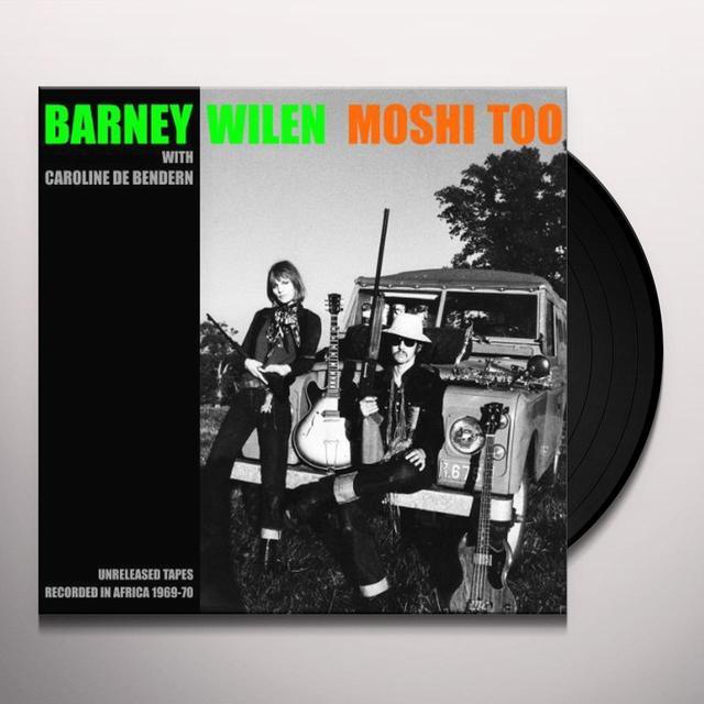 Barney Wilen MOSHI TOO Vinyl Record