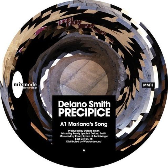Delano Smith PRECIPICE Vinyl Record