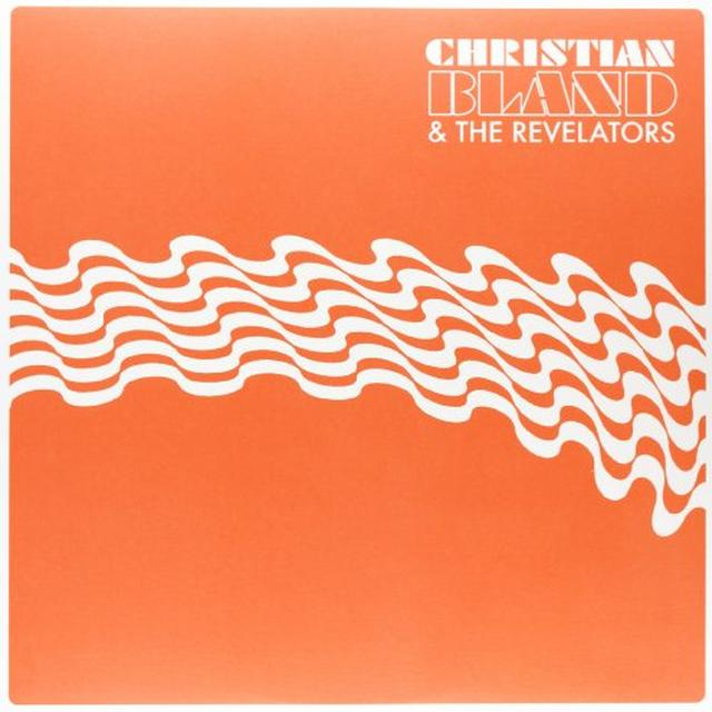 Christian Bland & Revelators LOST ALBUM Vinyl Record
