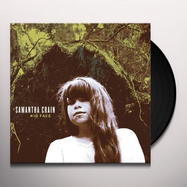 Samantha Crain KID FACE Vinyl Record