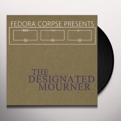 Designated Mourner CLARINET QUARTETS Vinyl Record