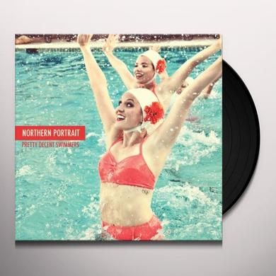 Northern Portrait PRETTY DECENT SWIMMERS Vinyl Record