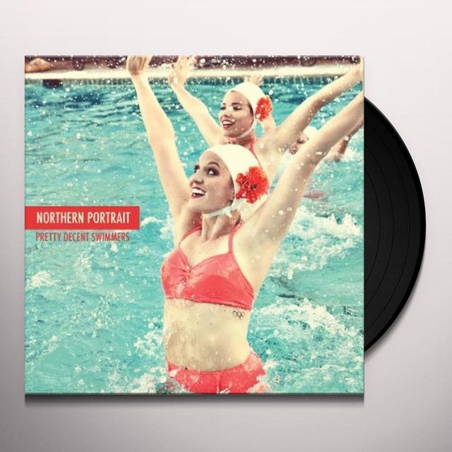 Northern Portrait PRETTY DECENT SWIMMERS Vinyl Record