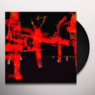 Rose Kallal VERMILLION VORTEX Vinyl Record