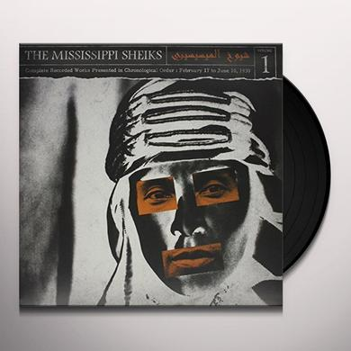 Mississippi Sheiks COMPLETE RECORDED WORKS IN CHRONOLOGICAL ORDER 1 Vinyl Record