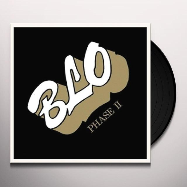 Blo PHASE II Vinyl Record - Remastered