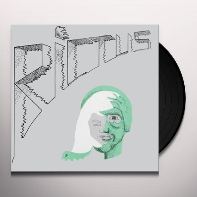 Rictus CHRISTELLE OU LA DECOUVERTE DU MAL Vinyl Record - Limited Edition
