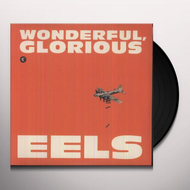Eels WONDERFUL GLORIOUS (EP) Vinyl Record