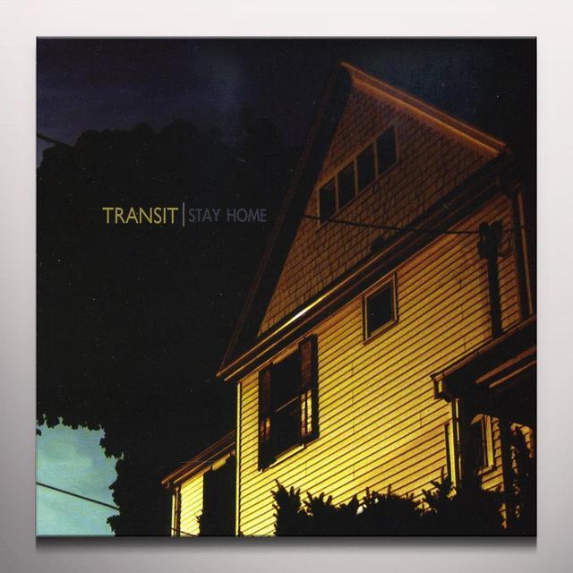 Transit STAY HOME Vinyl Record - Colored Vinyl