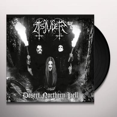 Tsjuder DESERT NORTHERN HELL Vinyl Record - Deluxe Edition, Reissue