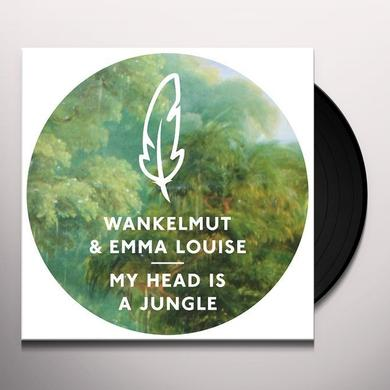 Wankelmut & Emma Louise MY HEAD IS A JUNGLE Vinyl Record