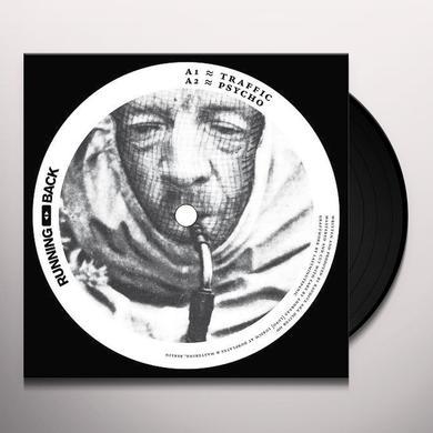 Raudive TRAFFIC (EP) Vinyl Record