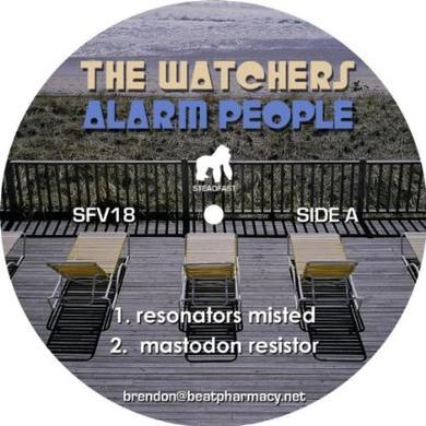 Watchers ALARM PEOPLE Vinyl Record
