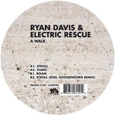 Ryan / Electric Rescue Davis WALK Vinyl Record