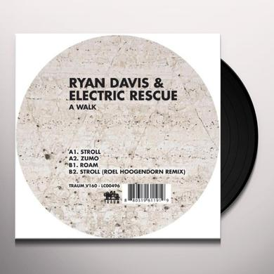 Ryan / Electric Rescue Davis WALK Vinyl Record