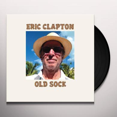 Eric Clapton OLD SOCK Vinyl Record