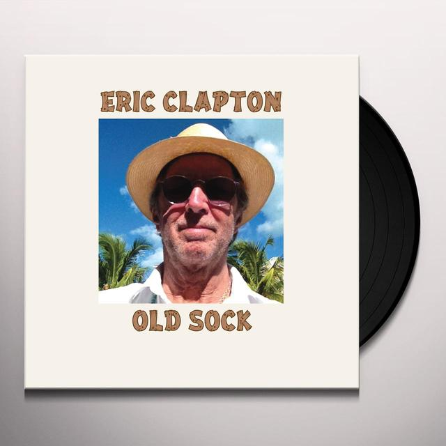 Eric Clapton OLD SOCK Vinyl Record