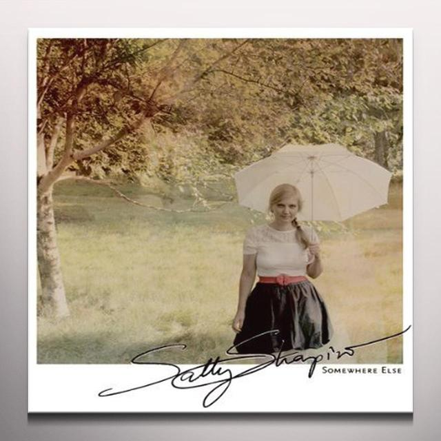 Sally Shapiro SOMEWHERE ELSE Vinyl Record - Limited Edition, White Vinyl,