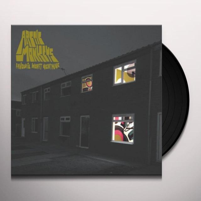 Arctic Monkeys FAVOURITE WORST NIGHTMARE Vinyl Record