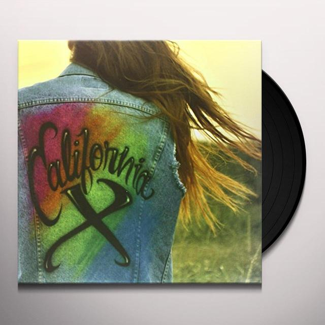 CALIFORNIA X Vinyl Record