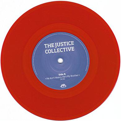 Justice Collective HE AIN'T HEAVY HE'S MY BROTHER Vinyl Record