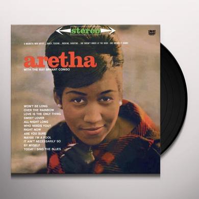 Aretha Franklin ARETHA (BONUS TRACK) Vinyl Record - 180 Gram Pressing