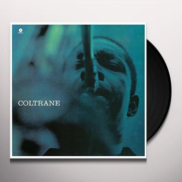 John Coltrane COLTRANE (BONUS TRACK) Vinyl Record - 180 Gram Pressing