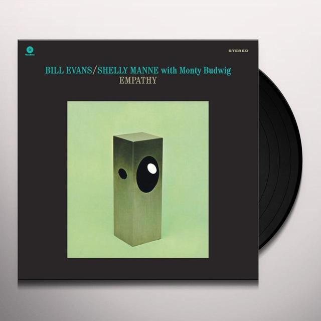 Bill Evans / Shelly Manne / Monty Budwig EMPATHY (BONUS TRACK) Vinyl Record - 180 Gram Pressing