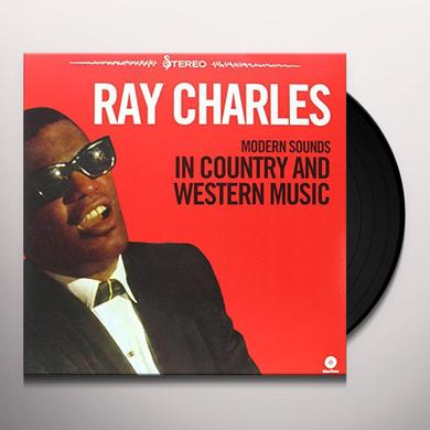 Ray Charles MODERN SOUNDS IN COUNTRY & WESTERN MUSIC 1 Vinyl Record - 180 Gram Pressing