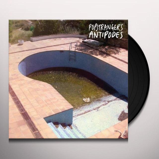 Popstrangers ANTIPODES Vinyl Record - Digital Download Included