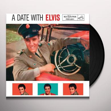 DATE WITH ELVIS Vinyl Record