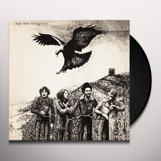 Traffic WHEN THE EAGLE FLIES Vinyl Record