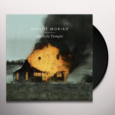Mount Moriah MIRACLE TEMPLE Vinyl Record - Digital Download Included