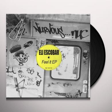 Eli Escobar DRIFTING / FEEL IT Vinyl Record