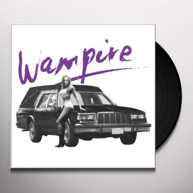Wampire HEARSE Vinyl Record