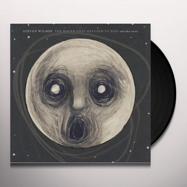 Steven Wilson RAVEN THAT REFUSED TO SING Vinyl Record