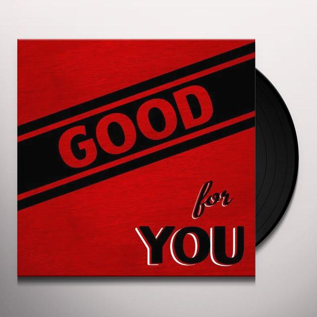 Good For You LIFE'S TOO SHORT TO NOT HOLD A GRUDGE Vinyl Record