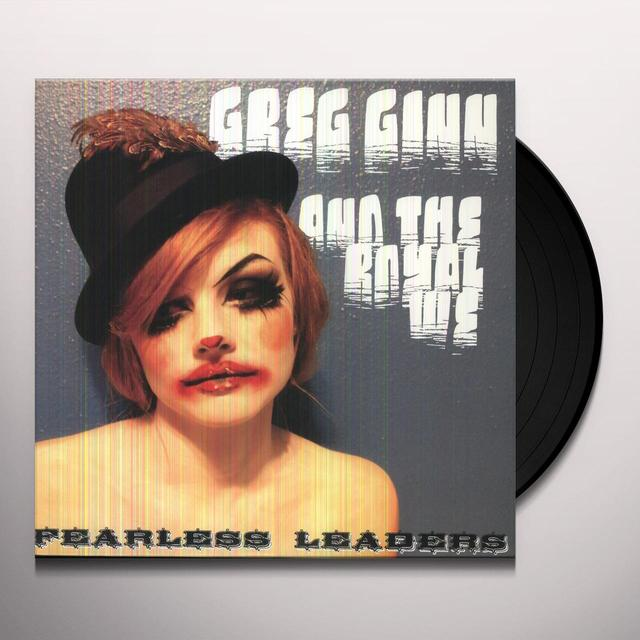 Greg Ginn & The Royal We FEARLESS LEADERS Vinyl Record
