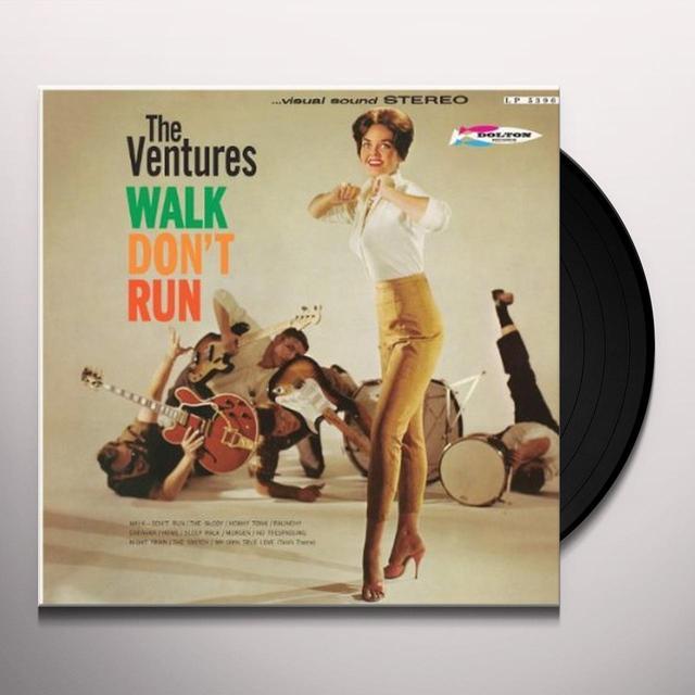 Ventures WALK DON'T RUN Vinyl Record