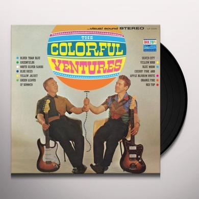 COLORFUL VENTURES Vinyl Record