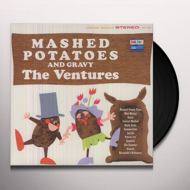 Ventures MASHED POTATOES & GRAVY Vinyl Record