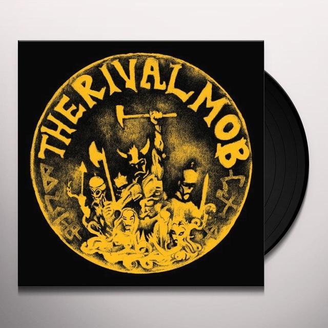 RIVAL MOB MOB JUSTICE Vinyl Record