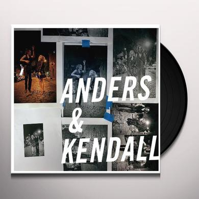 Anders & Kendall WILD CHORUS Vinyl Record