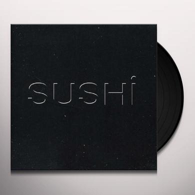 James Ferraro SUSHI Vinyl Record