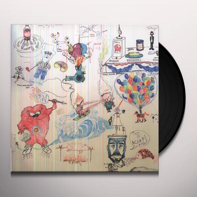 Med / Blu / Madlib BURGUNDY (BURG) (EP) Vinyl Record