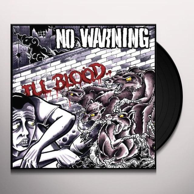No Warning III BLOOD (EXP) Vinyl Record
