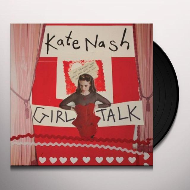 Kate Nash GIRL TALK Vinyl Record