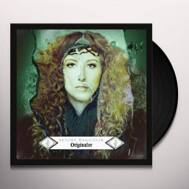 Brooke Waggoner ORIGINATOR Vinyl Record